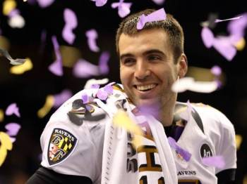 Joe Flacco Super Bowl